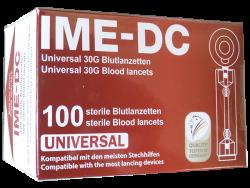 Ланцеты одноразовые IME-DC (100 шт.)