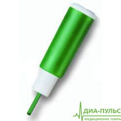Ланцет Медланс плюс (Medlance plus Extra ) 21G/2.4mm  (1 шт.) зеленый